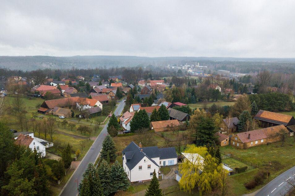 Mühlrose muss als eines der letzten Dörfer im Lausitzer Revier der Braunkohle weichen.