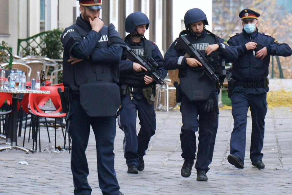 Der Anschlag in Wien war der vierte, den Europa in diesem Monat ertragen musste.
