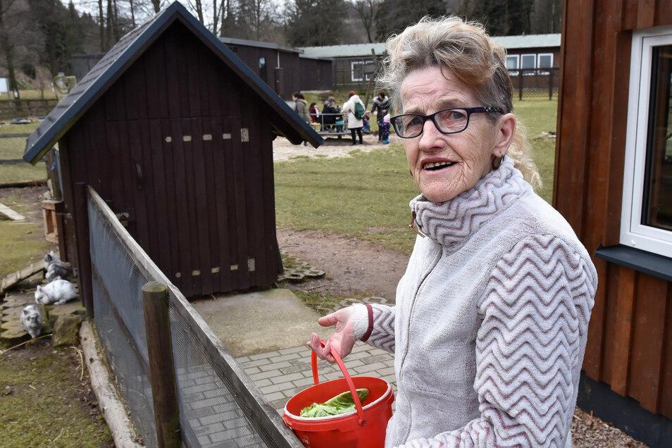 Karin Lehmann ist nach kurzer schwerer Krankheit gestorben.