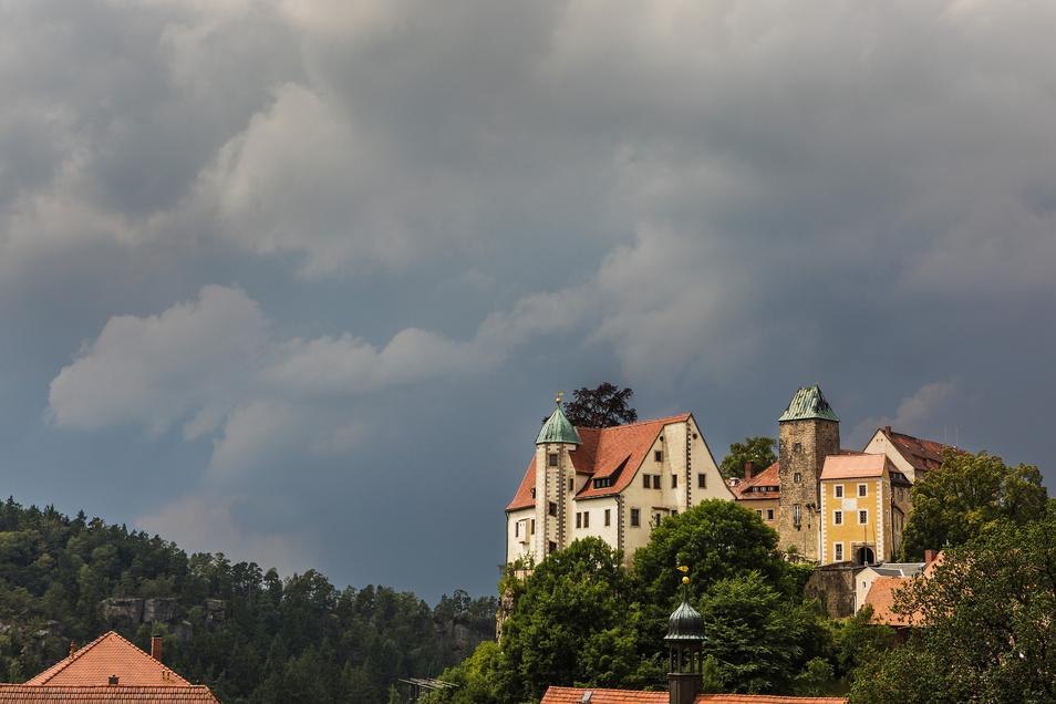 Auch die Stadt Hohnstein, besonders bekannt für ihre Burg, bekommt Geld für den Städteumbau.