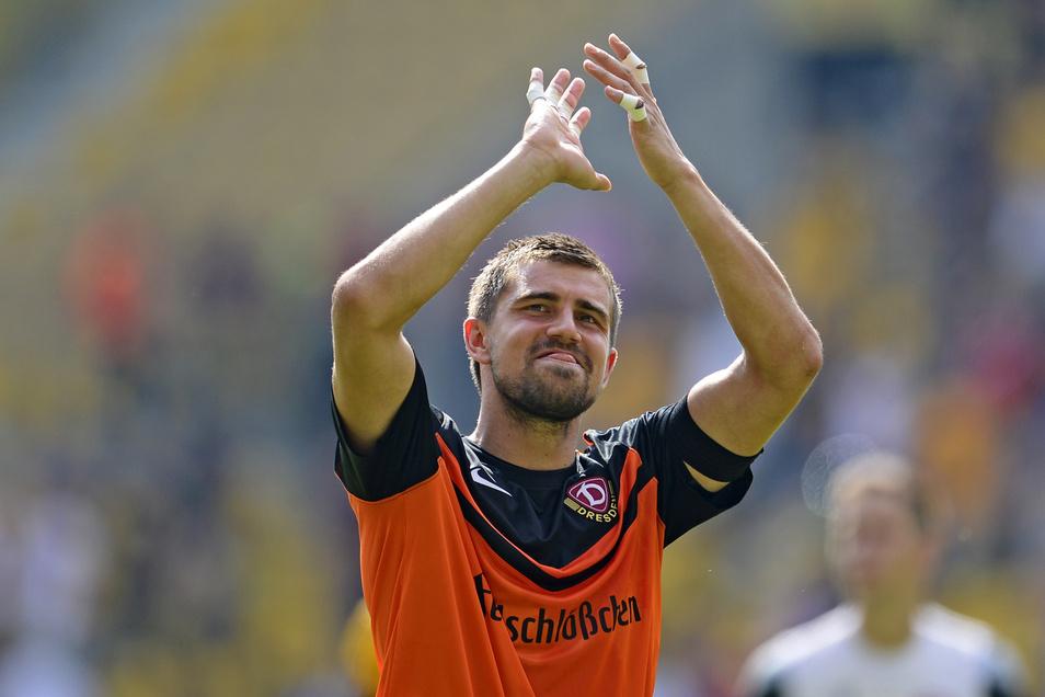 Im Mai 2015 war für Benjamin Kirsten bei Dynamo Schluss, sein Vertrag wurde nicht verlängert. Seine Karriere setzte der Torwart bei Lok Leipzig fort, doch nun muss das rechte Knie operiert werden.