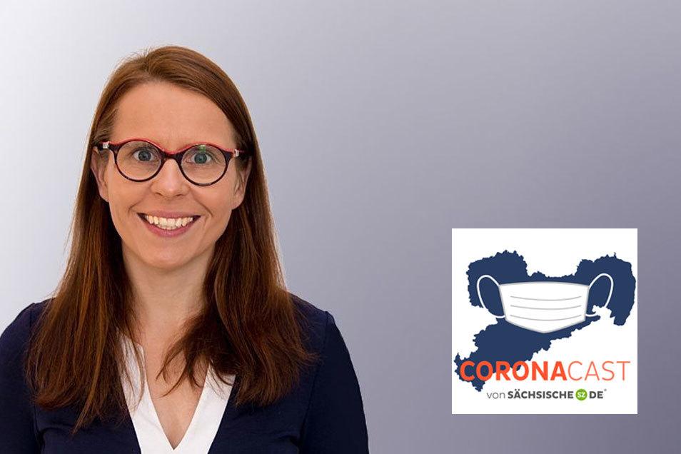 Anke Langner, Professorin an der TU Dresden, spricht im CoronaCast über die Folgen der Pandemie für das Bildungswesen.