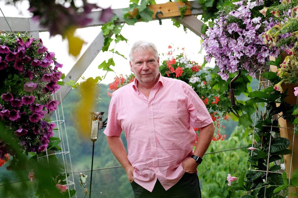 """""""Meißen könnte eine Gartenschau präsentieren, die alle vorherigen um Längen schlägt"""", ist Ingolf Brumm überzeugt."""