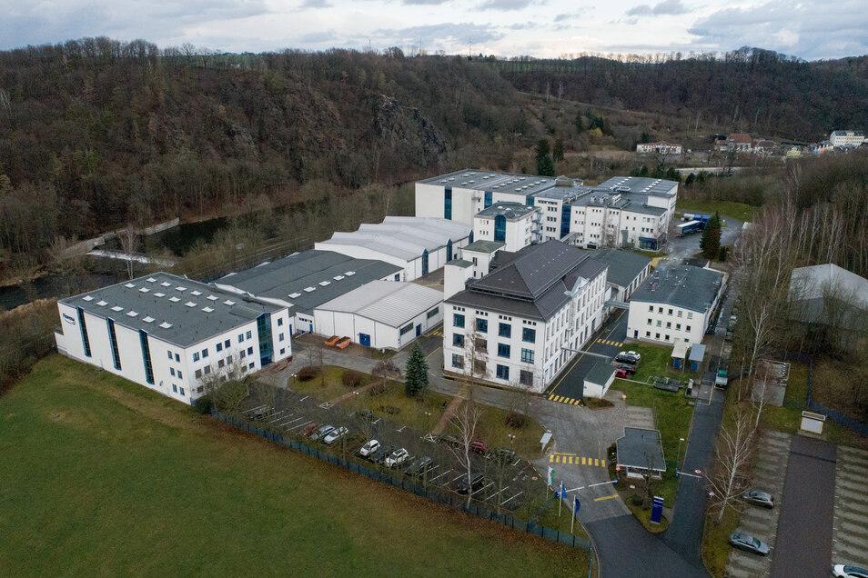 Für Erweiterungs- oder Neubauten hat der Beiersdorf-Konzern an seinem Standort in Waldheim keinen Platz. Darum errichtet er sein neues Werk im Nordwesten von Leipzig.