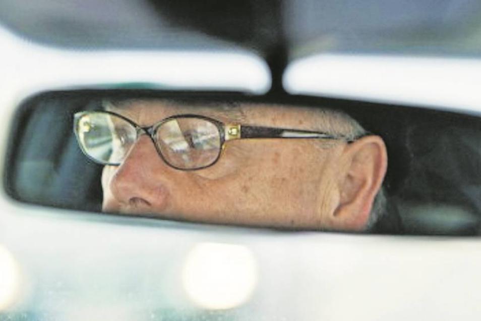 Ältere fahren sehr konzentriert und gleichen vieles mit Erfahrung aus. Sie machen Fehler – aber die machen jüngere Verkehrsteilnehmer auch. Foto: Archiv