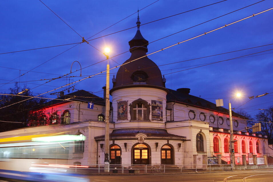Im Leipziger Felsenkeller findet am Freitag das bundesweit erste Saalkonzert seit dem letzten Lockdown statt.