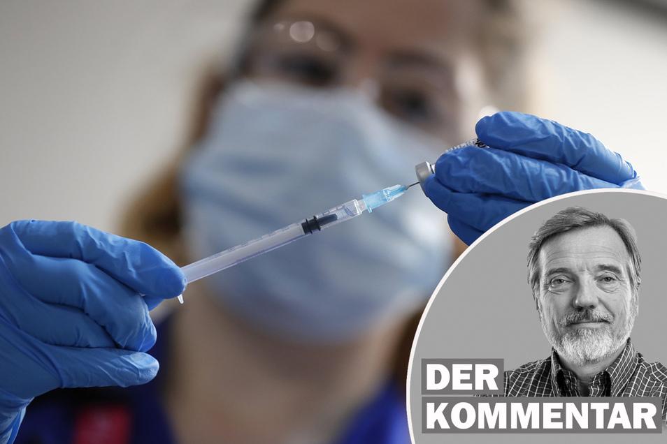 Wie wäre es, wenn Impfen Pflicht werden würde?
