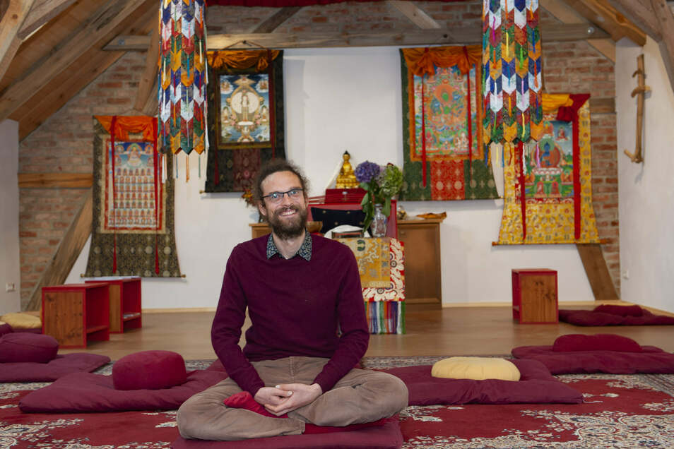 Markus-Rudolf Domula ist neuer Psychiater in Niegeroda.