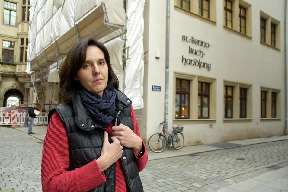 Am Jahresende hatte Christiane Königsmann noch die Hoffnung, dass es weitergehen könnte.