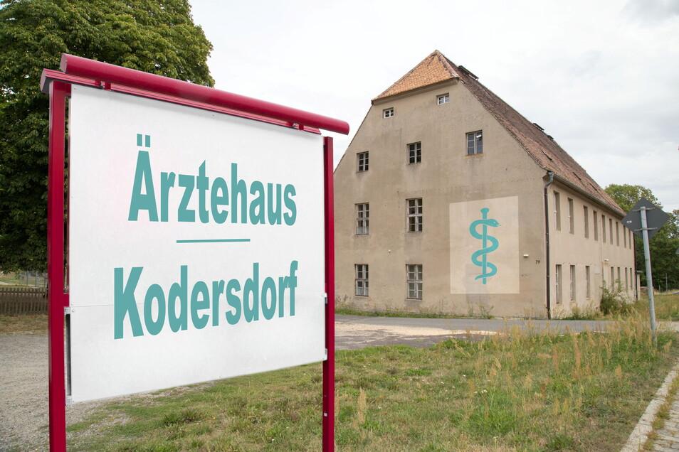 Die Umwandlung der alten Villa Schönfelder in ein Ärztehaus ist eines der Großprojekte, die Kodersdorf in den nächsten Jahren stemmen will.