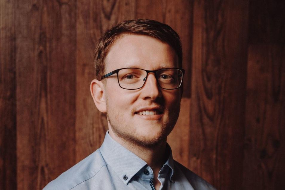Matthias Quent, 33, Direktor des Instituts für Demokratie und Zivilgesellschaft Jena