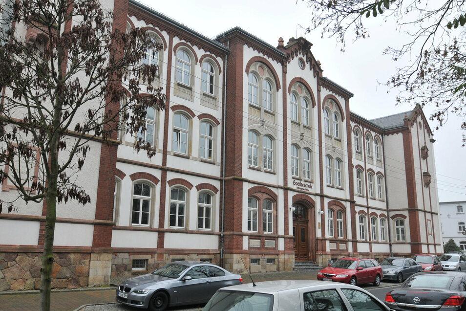 Goetheschule Mügeln.