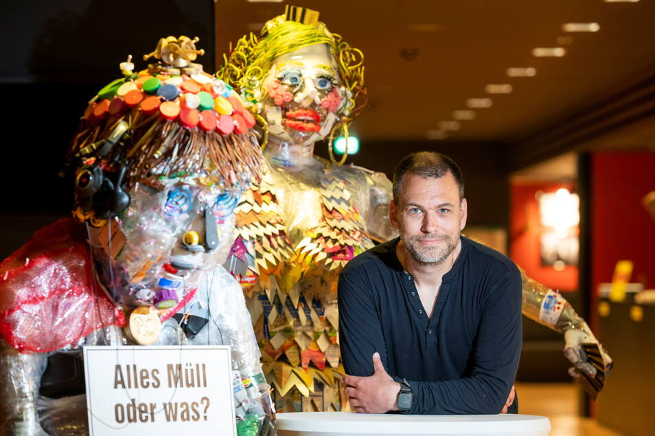 Philipp Schaller hatte in den anderthalb Jahren seiner Zeit als künstlerischer Leiter vor allem mit Corona und den daraus resultierenden Problemen zu tun. Seit Juni spielt die Keule endlich wieder vor Publikum.
