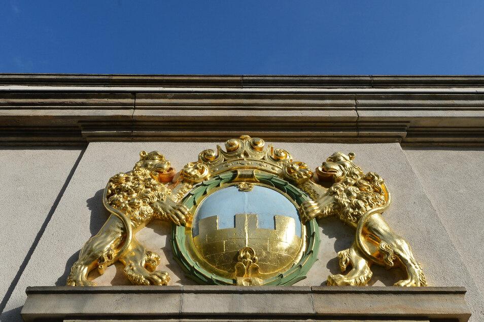 Der neue Kreistag traf sich am Montag zum ersten Mal im Bautzener Landratsamt.