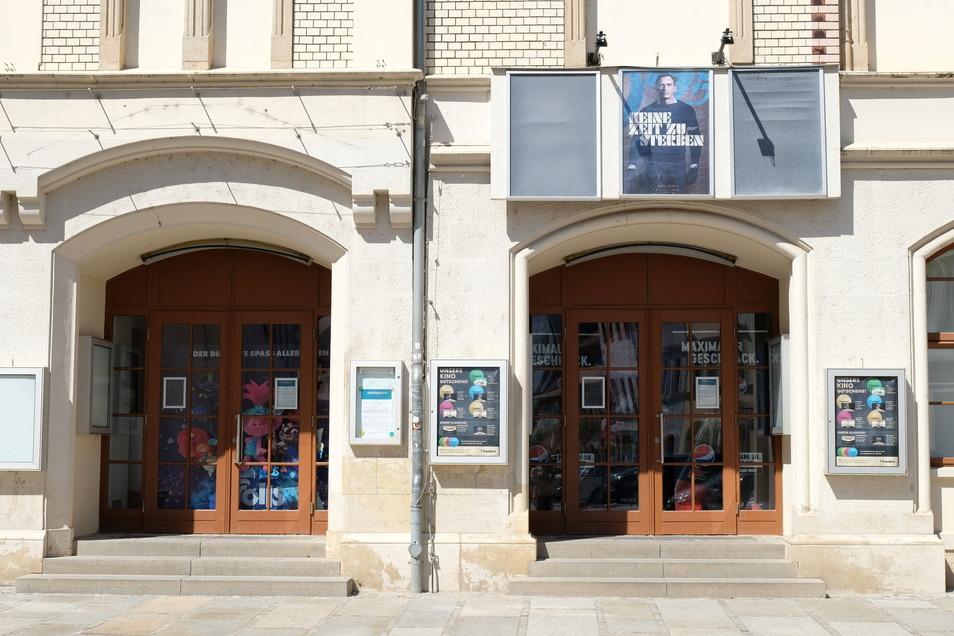 Im Meißner Kino startet ebenfalls am 1. Juli wieder der Betrieb.