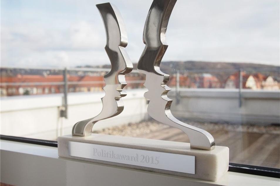 Mit dem Preis werden die besten politischen und gesellschaftlichen Kampagnen des Jahres geehrt.