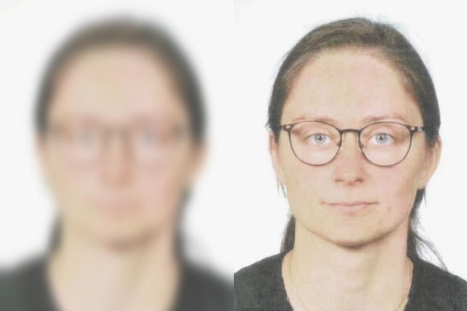Mit diesem Foto sucht die Polizei nach der Jonsdorferin Christiane Herzig.