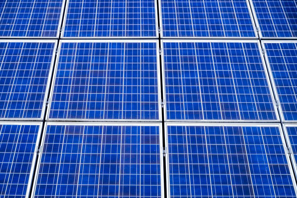 In Leisnig sind Teile einer Photovoltaikanlage gestohlen worden.