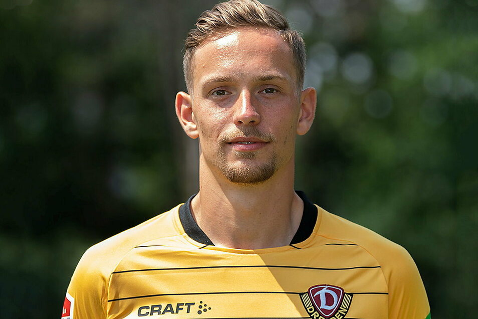 Jannik Müller spielte mit dem slowakischen Erstligisten Dunajska Streda sogar Europa League.