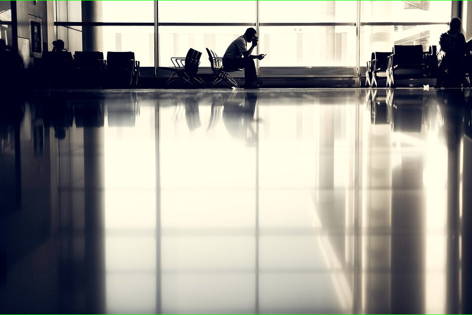 Wartezone Airport