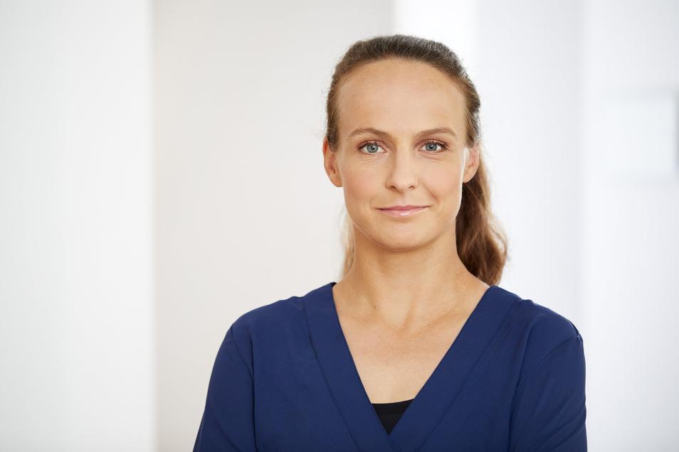 Katja von der Burg ist Chefin der Leipziger Online-Marketing-Agentur Projecter. Die sportliche Frau traf das Coronavirus hart.