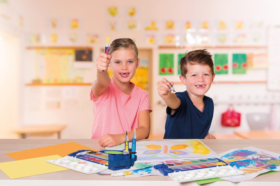 Sie haben gut lachen: Kinder sind von Corona deutlich weniger betroffen. Das beweist auch eine neue Studie aus London. 582 infizierte Heranwachsende sind von den Forschern untersucht worden.
