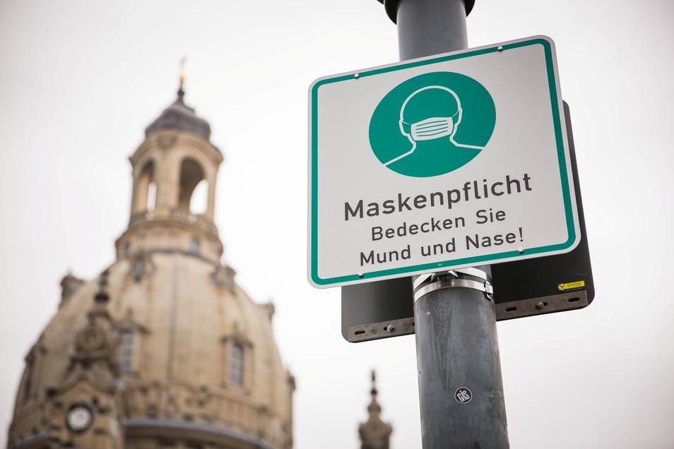 Maskenpflicht in den Innenstädten: Das gehört mittlerweile vielerorts zum Corona-Alltag.