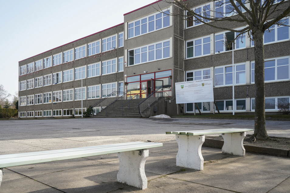 In die Neukircher Oberschule fließen dieses und nächstes Jahr rund 3,4 Millionen Euro.