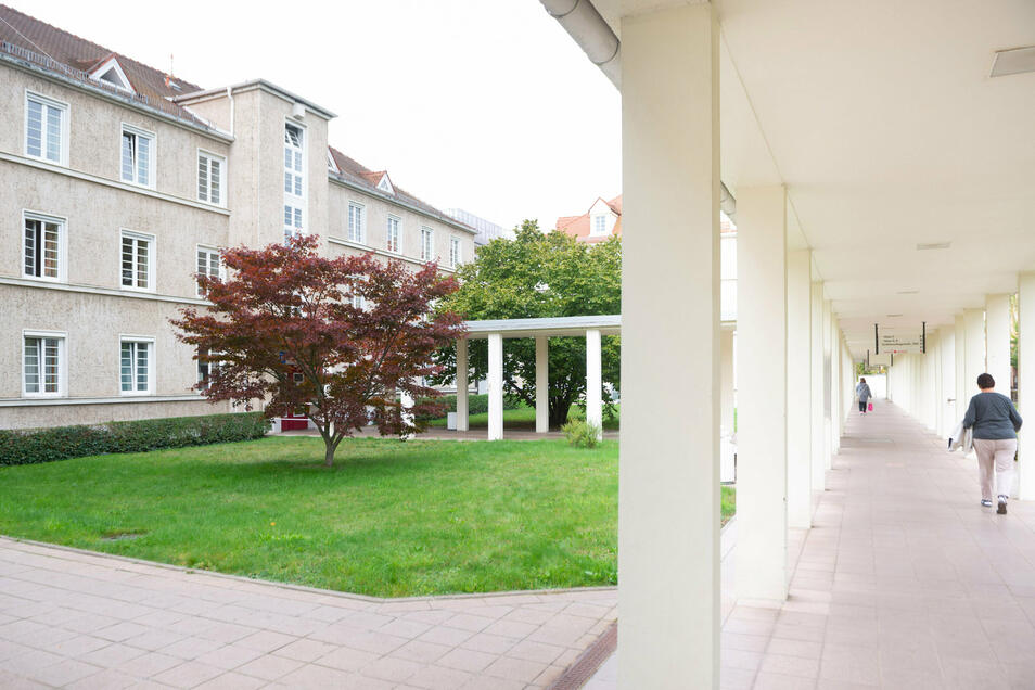 Krankenhaus oder Pflegequartier - was wird aus dem Krankenhaus Dresden-Neustadt?