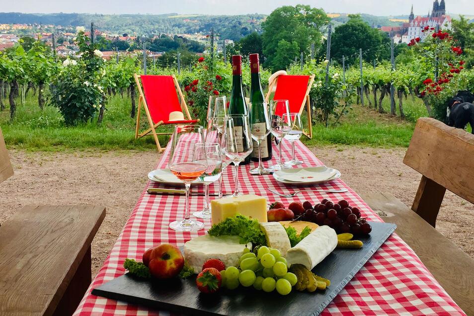Das Weingut Schloss Proschwitz hat viel zu bieten