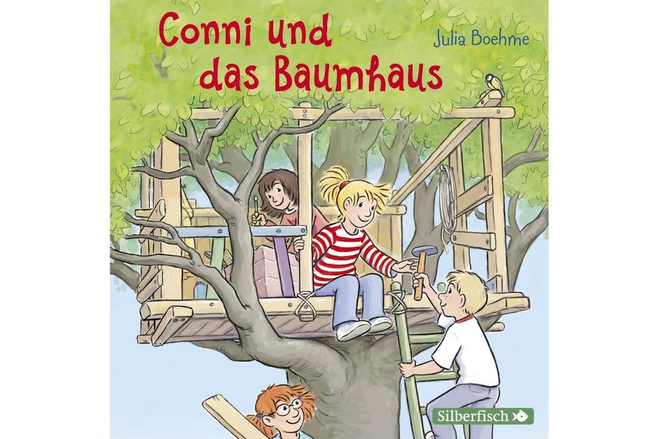 """""""Conni und das Baumhaus"""": 62 Minuten Hörspaß für Kinder ab sechs Jahre."""