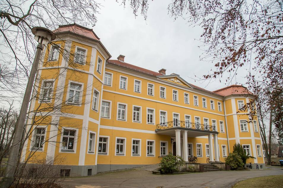 Schloss Kreba.