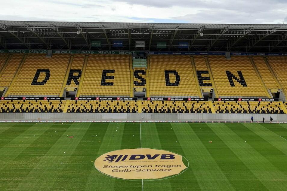 Es ist mal wieder ein Spitzenspiel für Dynamo: 14 Uhr spielen die Schwarz-Gelben gegen den Tabellenvierten aus Saarbrücken.