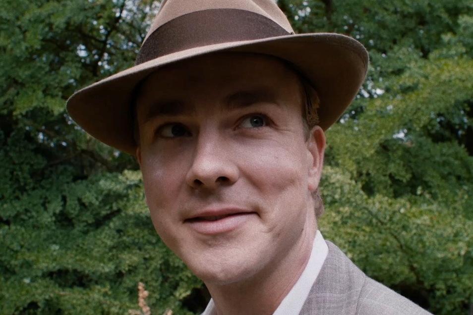 """Albrecht Schuch spielt in dem Film Fabians besten Freund. Er fiel zum Beispiel in der Serie """"Bad Banks"""" auf, außerdem im Film Systemsprenger."""