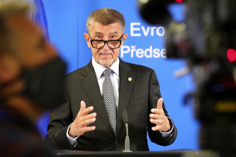 Nach dem Willen des tschechischen Premierministers Andrej Babis wird der Staat den Bau des neuen Atomreaktors komplett selbst finanzieren.