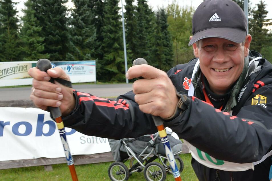 Frank-Peter Roetsch betreut jetzt die Biathleten in Altenberg.