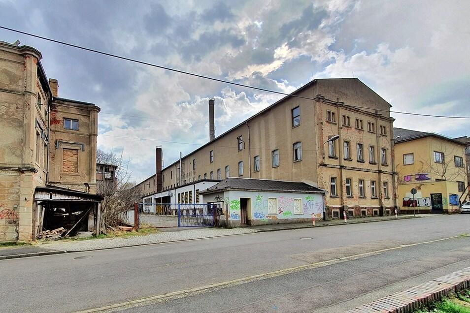 Gewerbekomplex, ehem. VEB Rohtabak in Döbeln / Mindestgebot 50.000 Euro