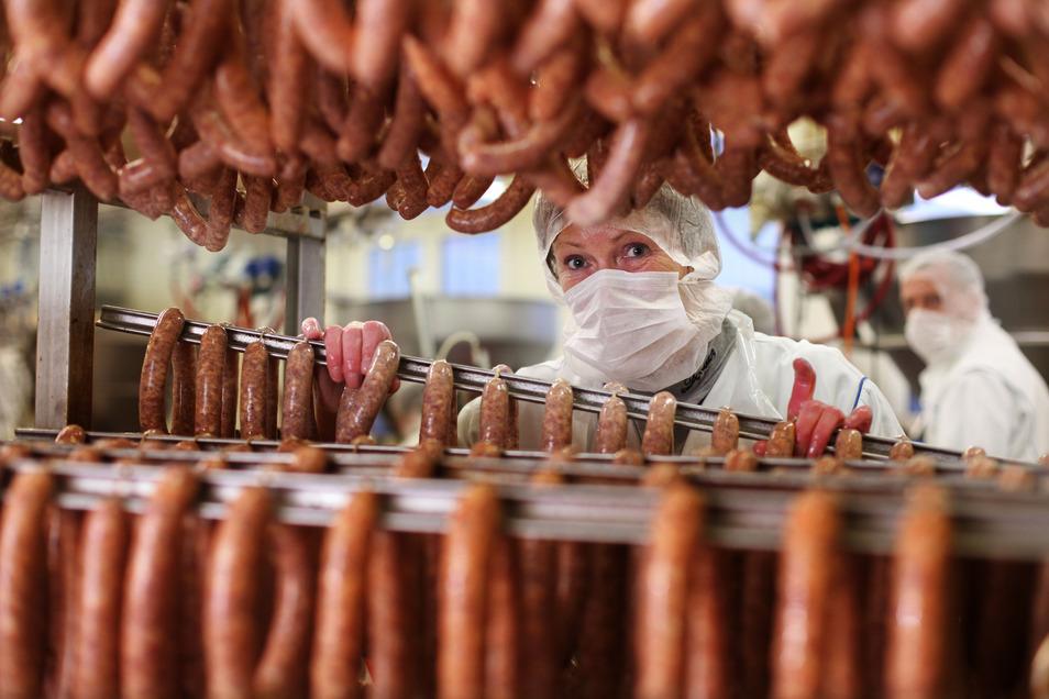 Korch gehört zu den eher kleineren Betrieben der Fleischbranche. Das Unternehmen ist nach eigenen Angaben bisher gut durch die Krise gekommen.