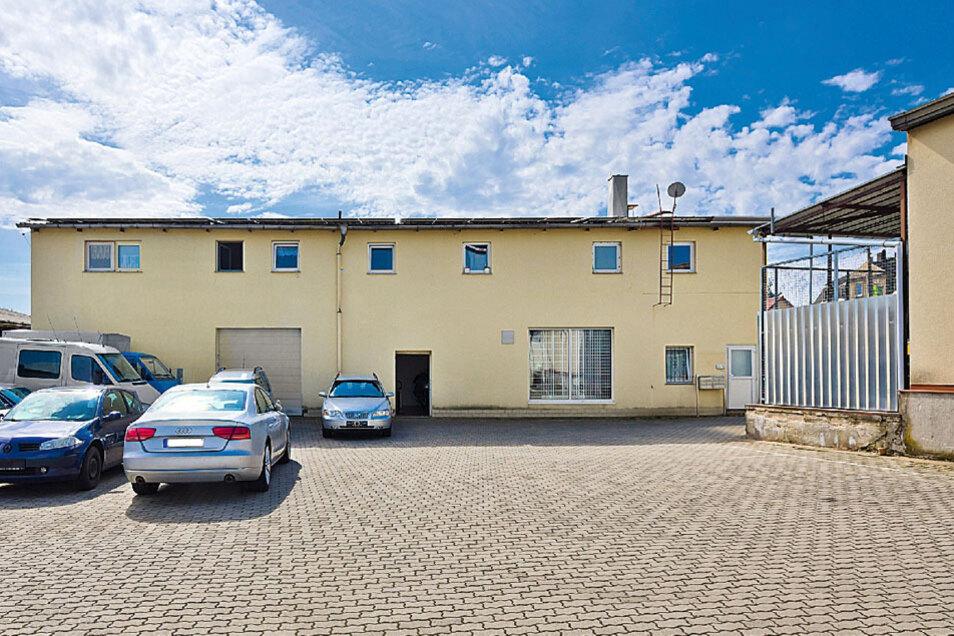 Wohn- und Geschäftshaus in Dresden ST Weixdorf / Mindestgebot 295.000 Euro