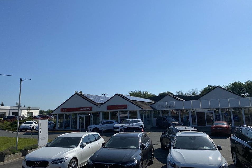 Das Autohaus Schön in Bautzen berät Kunden zu allen Fragen rund um den Kia.