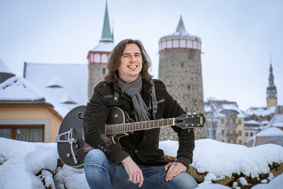 Björn Martins wird online auftreten.