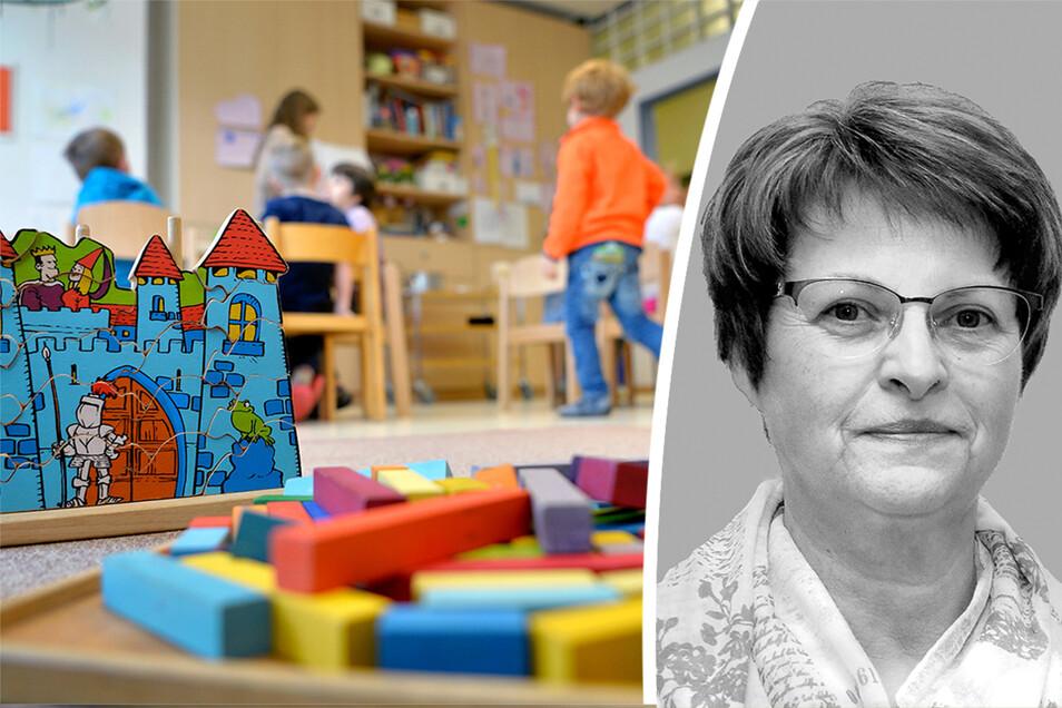 Die freiwilligen Untersuchungen für Vierjährige in Kitas kommentiert SZ-Redakteurin Gabriela Lachnit.