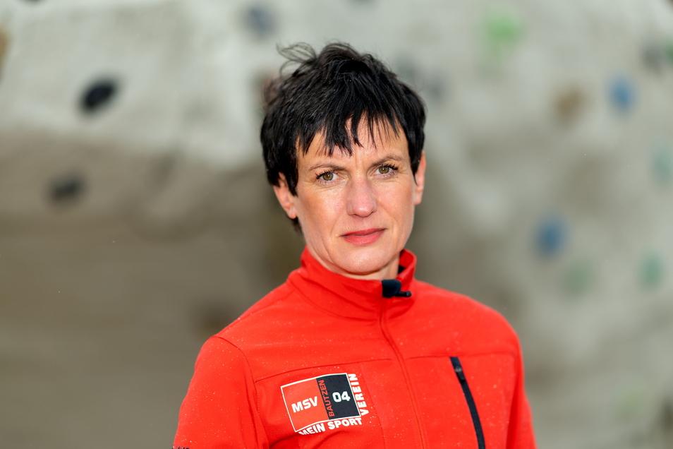 Ines Pröhl ist Präsidentin des MSV Bautzen, des größten Sportvereins der Stadt.