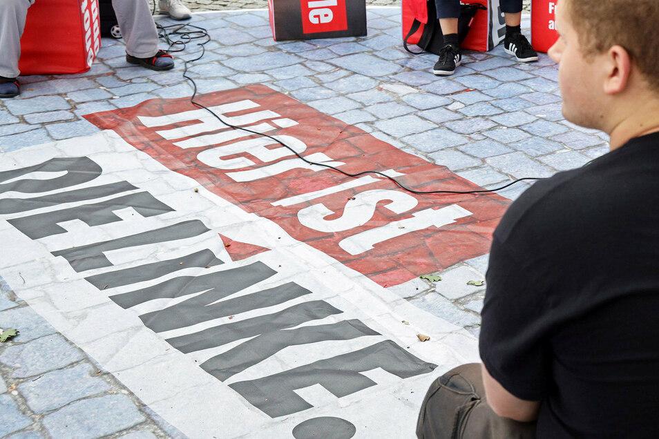Die sächsische Linke hat kurz vor ihrem Landesparteitag in Plauen einige programmatische Eckpunkte festgelegt.