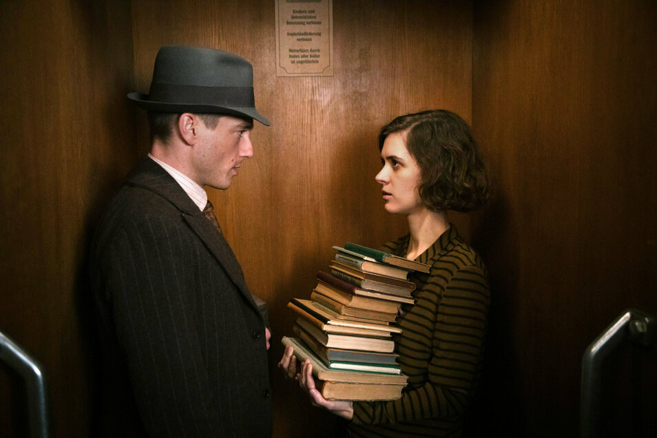 Hauptkommissar Gereon Rath (Volker Bruch) und Charlotte Ritter (Liv Lisa Fries) ermitteln wieder im Berlin der 1920er-Jahre.