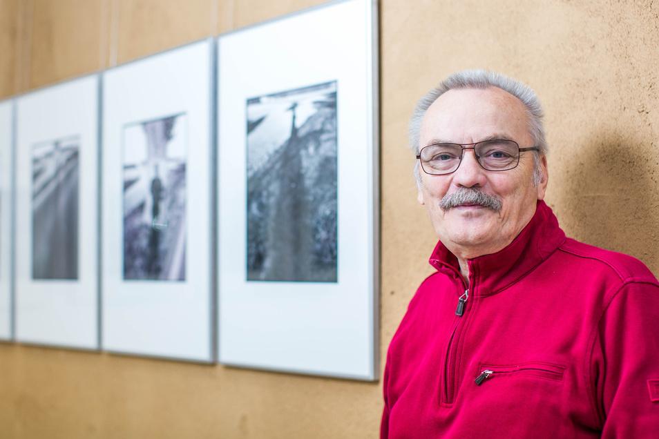 """Soziologische Fotografie funktioniere heute nicht mehr, sagt Günter Starke. """"Die Armen haben Angst, die Reichen schotten sich ab."""""""