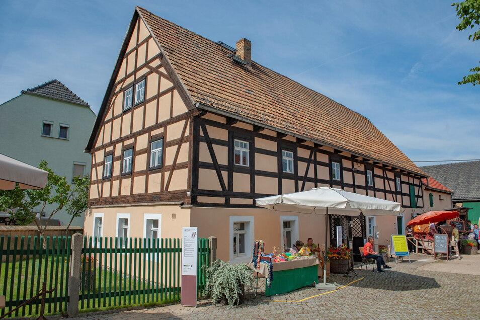 Das Zabeltitzer Bauernmuseum hat jetzt Audioguides für seine Besucher.