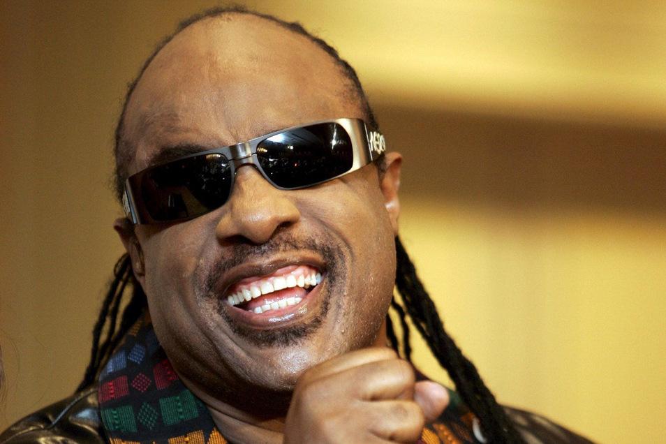 Multitalent Stevie Wonder.