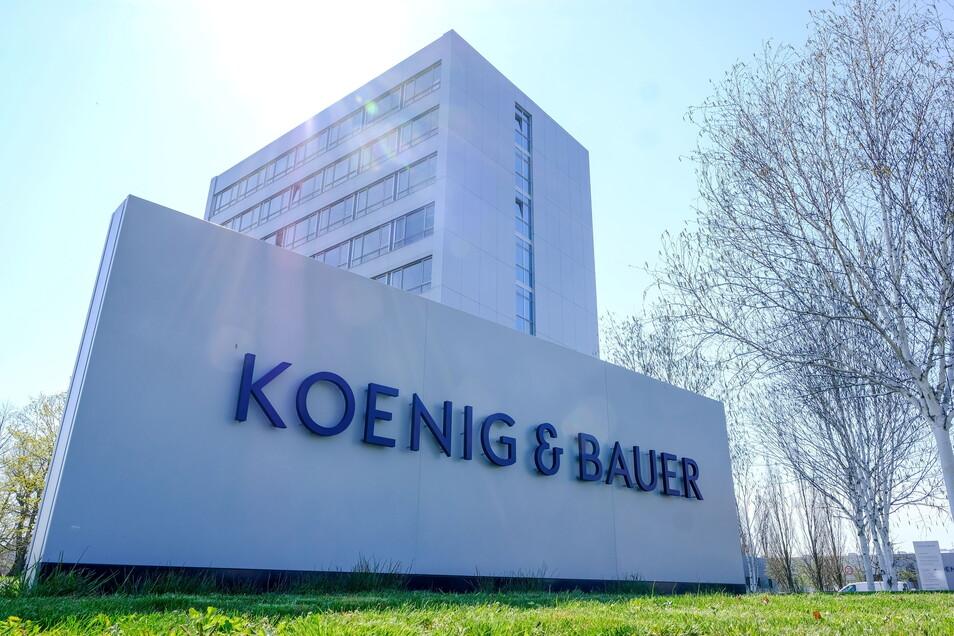 Das Radebeuler Planeta-Werk liegt an der Friedrich-List-Straße im Gewerbegebiet Naundorf.
