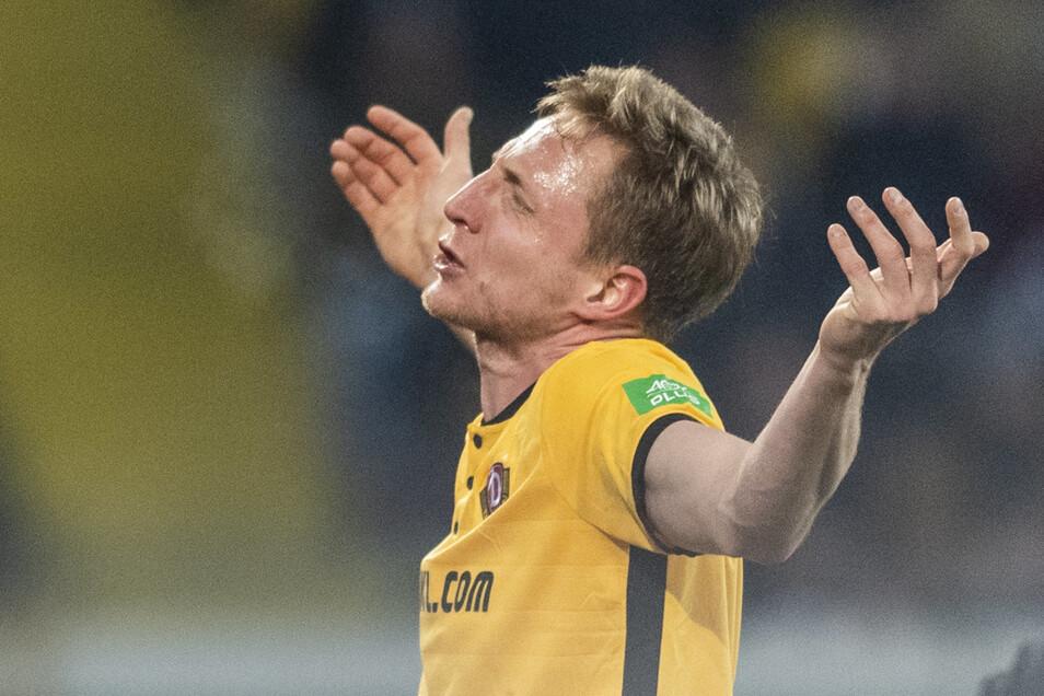 Seine Krankenakte bekam in der vergangenen Spielzeit weitere Einträge: Marco Hartmann kam aufgrund eines Sehnenanrisses, eines Rippenbruchs und eines Muskalfaserrisses auch nur auf 14 Ligaeinsätze.